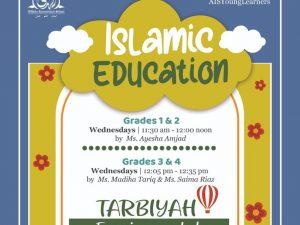 Live Classes | Moral & Islamic Education