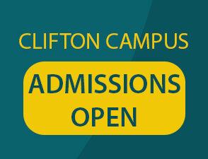 Admissions Open Grade 3 & 4 Clifton Campus | Campus