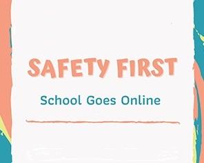 School goes online