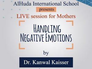 Handling Negative Emotions | Dr. Kanwal