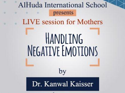 Handling Negative Emotions   Dr. Kanwal