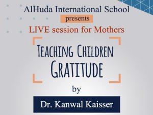 Teaching  Children Gratitude | by Dr Kanwal