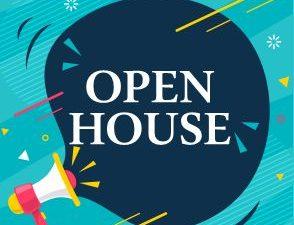 Open House 2020   KHI   FSD   PEW