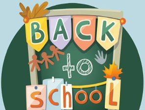 Back to School   MS – Grade VIII