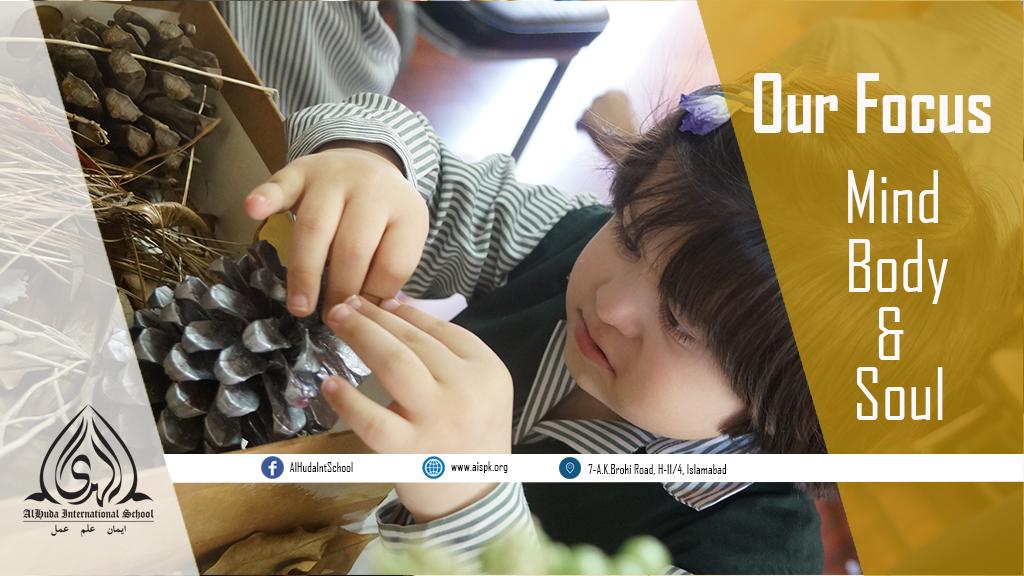 Our Focus Montessori